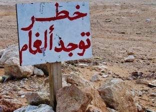 """مشروع """"مسام"""" السعودي ينزع آلاف الألغام التي خلفها الحوثيون في اليمن"""
