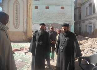 كنيسة الأقباط الأرثوذكس تساهم في بناء مسجد بالأقصر
