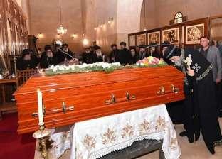 """البابا تواضروس عن وفاة الأنبا أبيفانيوس: """"هزني شخصيا"""""""