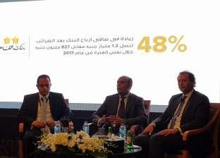 رئيس بنك القاهرة: نستعد لطرح أسهم في البورصة.. ولا مساس بالعاملين