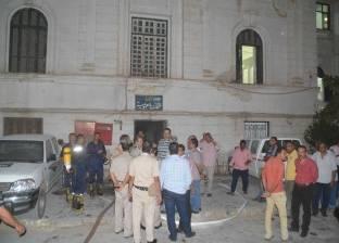 انفجار أنبوبة داخل شقة سكنية بالإسماعيلية.. وإصابة جميع أفراد الأسرة