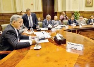 """""""محلية النواب"""" في زيارة لمحطة الرميلة: فخر لمصر بعد أن افتتحها الرئيس"""