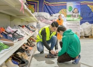 """""""الأورمان"""" تبدأ احتفالات يوم اليتيم بتوزيع ملابس جديدة على 7 آلاف طفل"""