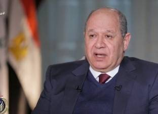 رئيس مجلس الدولة: السيسي أكد حرصه على تهيئة أجواء حرية إبداء الرأي
