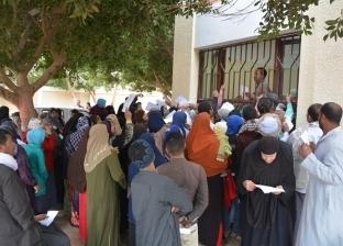 الكشف على 845 حالة بقافلة جنوب الوادي الطبية في فرشوط