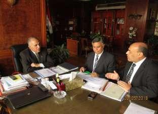 وزير الري: التوسع في استخدام الطاقة الجديدة لإدارة منشآتنا