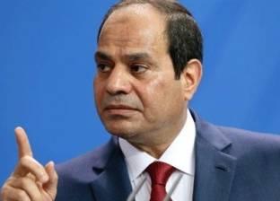 السيسي: تعيين الحدود مع قبرص أتاح لنا التنقيب عن البترول في البحار