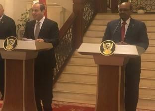 عاجل| السيسي: استقرار الجوار الإقليمي جزء من الأمن القومي المصري