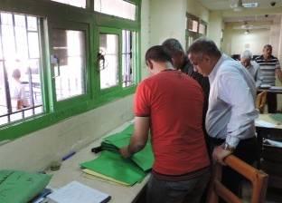 مدير أمن الفيوم يشدد على حسن معاملة المواطنين في جولة تفقدية