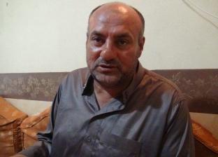 """والد أحمد مجدي لـ الوطن: """"ابني كان عارف أنه هيموت.. يارتني سبته يحضني"""""""