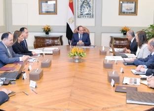 """السيسي يأمر بنقل تبعية """"ميناء العريش"""" للقوات المسلحة"""