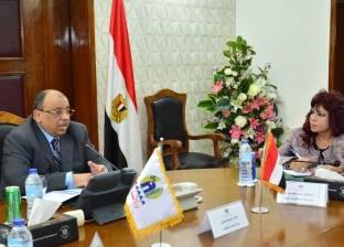 شعراوي: ننسق مع المجتمع المدني والقطاع الخاص لتوفير فرص عمل للشباب