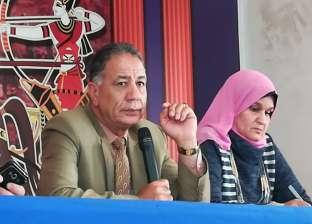 """وكيل """"تعليم دمياط"""" يعقد اجتماعا لبحث أعمال الأمن والسلامة بالمدارس"""