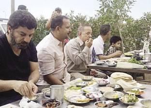 اجتماع لجنة أزمات على «عربية فول»: «عيش وملح»