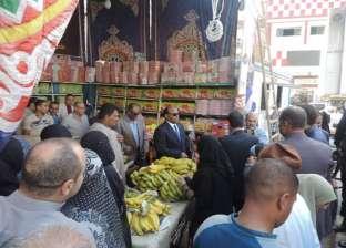 """""""أمن الغربية"""" يواجه غلاء أسعار حلوى المولد النبوي بشوادر بتخفيضات 40%"""