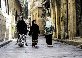 بنات مصر وفلسطين وإندونيسيا فى «سيشن تصوير»: الطبع واحد
