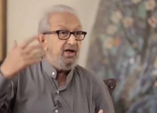 """أشرف زكي: نور الشريف كان يدفع مصاريف """"معهد الفنون"""" لغير القادرين"""