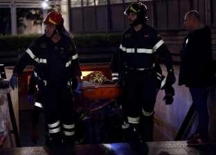 بالفيديو| إصابة 20 شخصا بسبب سلم كهربائي بمترو في إيطاليا