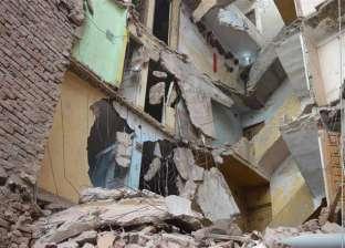 نائب محافظ القاهرة: وفاة أب وأم وطفليهما في انهيار عقار شبرا