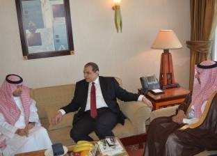 سعفان يؤكد ضرورة الحد من التلاعب في عقود العمال المصريين بالسعودية