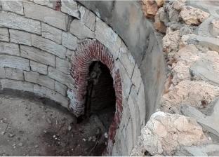 """""""سجن العبيد"""".. الخندق المجهول بحدائق المنتزه بالإسكندرية"""