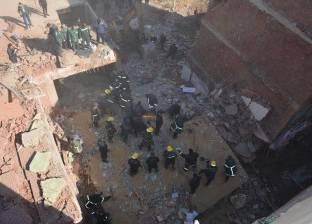 حي الأزبكية: إخلاء 25 عقارا خطرا والعمل على إزالتها