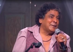 محمد منير يغني في الأوبرا احتفالا بذكرى تحرير سيناء