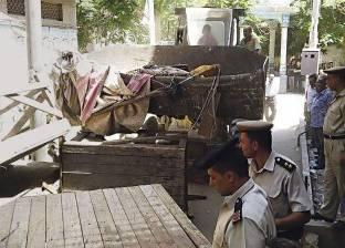 شرطة المرافق تضبط 522 قضية خلال حملة مكبرة على شوارع وميادين العاصمة