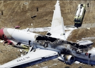 تحطم طائرة ركاب على متنها 33 شخصا في مطار دولي بميانمار