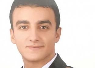 لماذا غاب محمد أنور عن حفل تخرجه من كلية الشرطة؟
