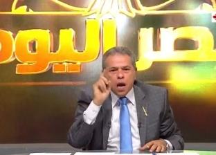 """عكاشة عن فنانة طلبت """"60 مليونا أجر"""": """"ليه؟.. هترجعي مناخير أبو الهول"""""""