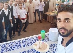 شيف الغلابة.. مصطفى طباخ الفقراء الذي سخر نفسه لطهى الطعام في الأفراح