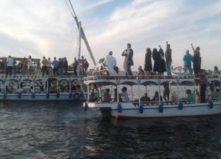 محافظ القاهرة يوجه بتشديد الرقابة على المراكب والمراسي النيلية
