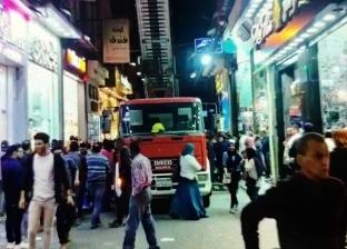 الحماية المدنية تنقذ 6 أشخاص من داخل مصعد بالقناطر.. والأهالي: شكرا رجال الشرطة