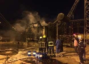 مدير أمن مطروح: الانتهاء من إخماد حريق محول الكهرباء.. وجارٍ التبريد
