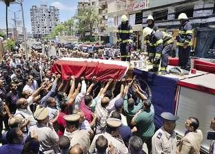 """قرية """"الشركة2"""" تستعد لاستقبال جثمان قائد المنطقة الشمالية العسكرية"""