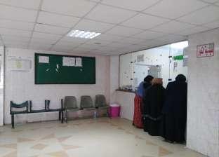 حملة 100 مليون صحة تواصل عملها في جامعة العريش