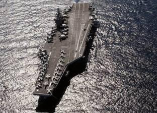 سفينة في المحيط الهادئ تتعرض لقصف أمريكي وياباني وأسترالي