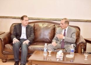 وزير البترول يتفقد أعمال تنفيذ أكبر مشروعين للتكرير في صعيد مصر