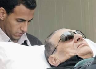 علاء مبارك يكشف حقيقة تدهور صحة الرئيس الأسبق