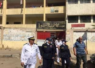 حملات مكبرة بجميع مديريات الأمن بالجمهورية