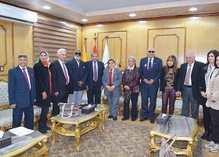 جامعة بني سويف تكرم المخرج صلاح أبو سيف