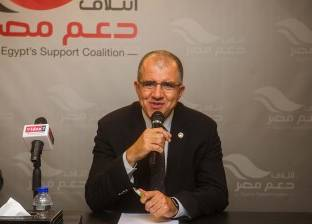 """السويدي: """"دعم مصر"""" سينظم حملات توعية بقانون الإدارة المحلية الجديد"""