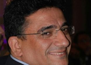 أحمد حسن وأيمن يونس يحضران عزاء محمد السباعي