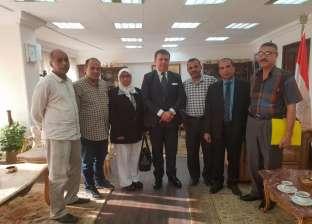 """حسين زين: سيتم تسكين 1058 من العاملين المنتدبين بـ""""صوت القاهرة"""""""