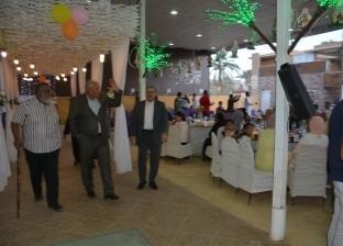 محافظ الوادى الجديد يشارك في حفل إفطار الجمعية الشرعية بالخارجة
