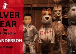"""الأمريكي ويس أندرسون أفضل مخرج عن """"Isle of Dogs"""" في ختام """"برلين"""""""