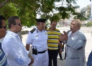 رئيس مدينة الإسماعيلية: حصر 371 حالة تعدي جديدة وإزالة 260 حالة منها