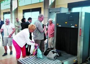 """""""السياحة"""": 137 ألف ألماني قضوا 1.3 مليون ليلة في مصر مايو الماضي"""