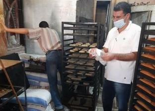 ضبط 30 طن أسمدة زراعية و36 ألف علبة عصير في حملة تموينية بالمنوفية